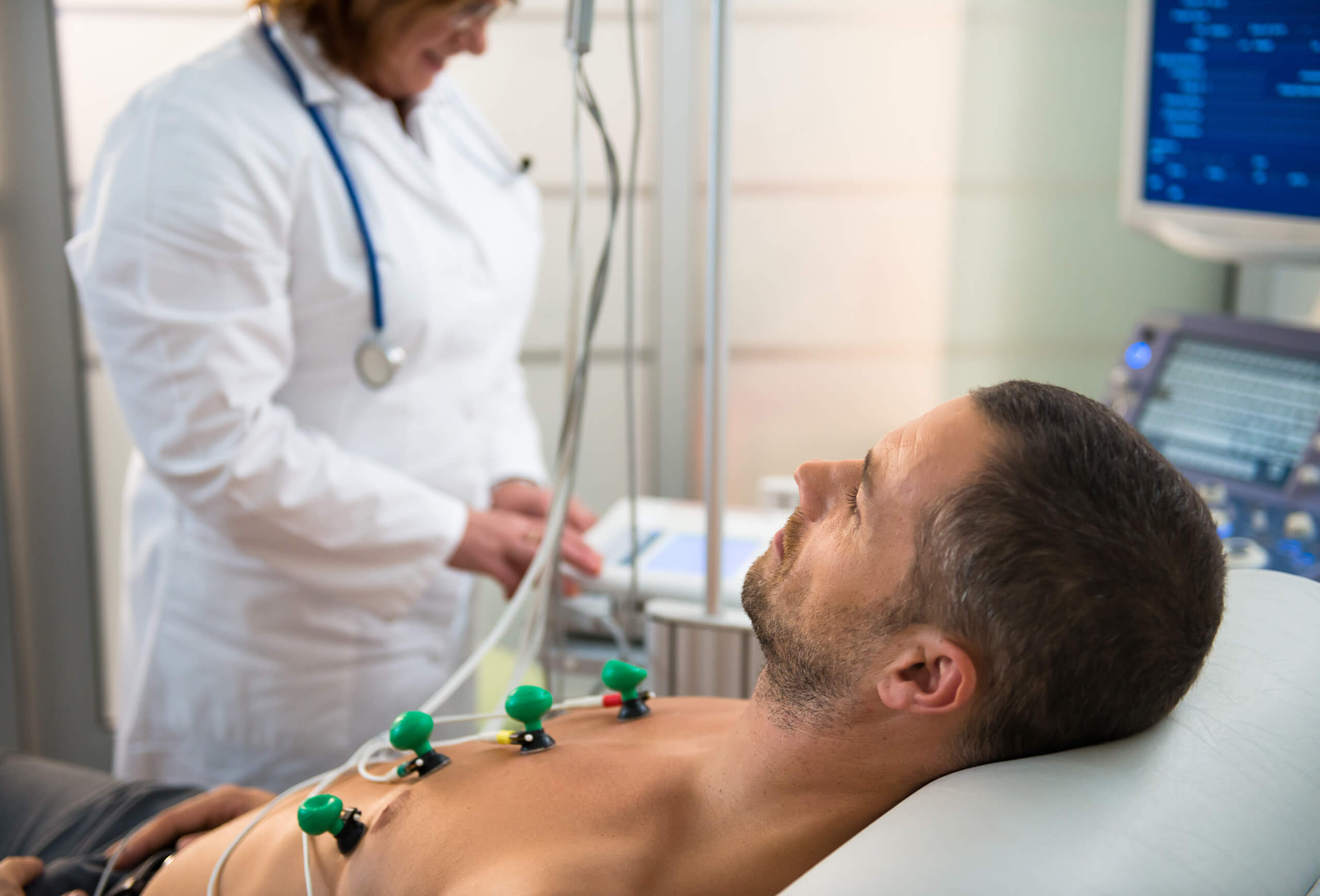 Электрокардиография (ЭКГ)