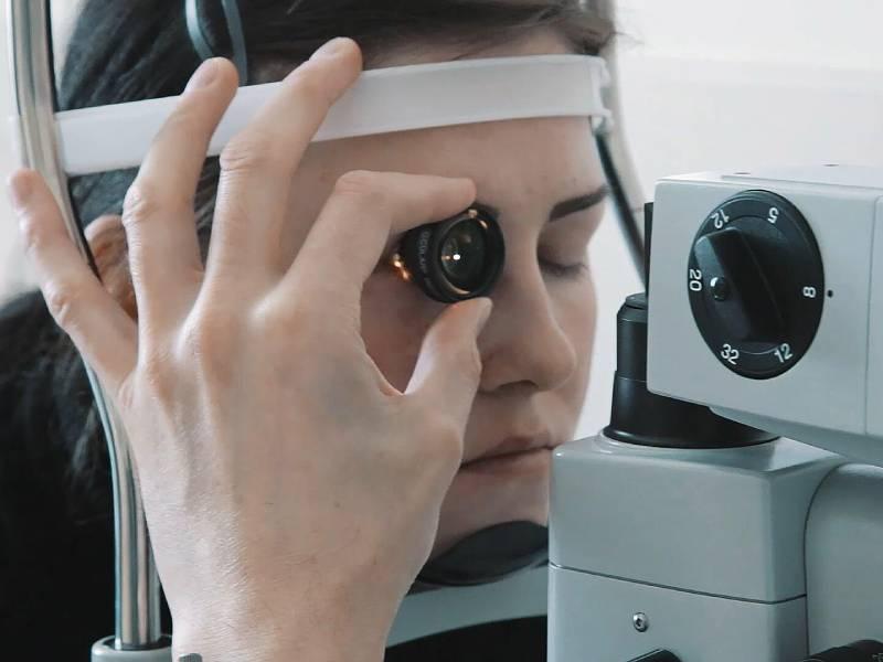 Периферическая профилактическая лазерная коагуляция сетчатки